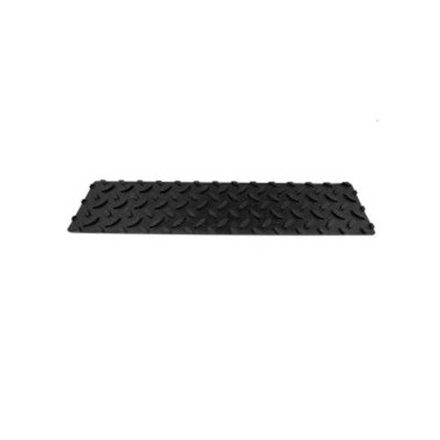 """4"""" X 17-1/2"""" Self-Adhesive Non-Slip Rubber Safety Step"""