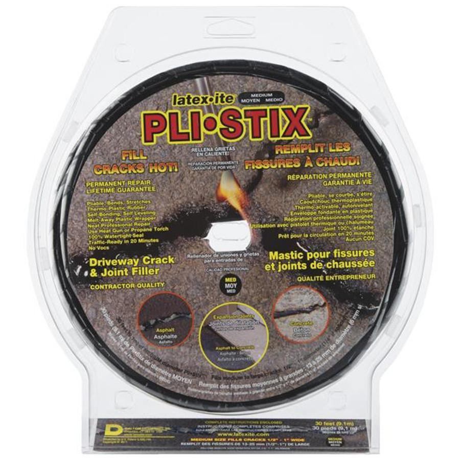 Pli-Stix 30' Asphalt Crack And Joint Filler Repair