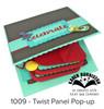 Twist Panel Pop-Up Die Set