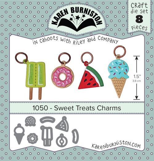 Sweet Treats Charms