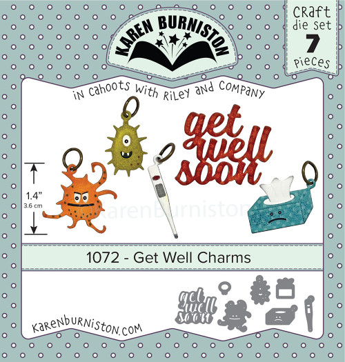Get Well Charms