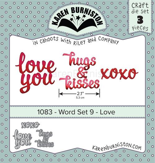 Word Set 9 - Love