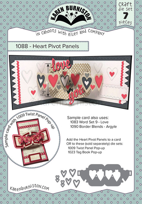 Heart Pivot Panels