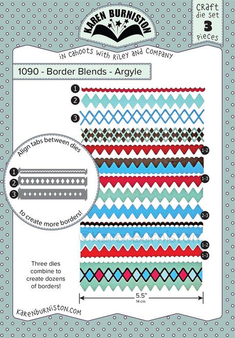 Border Blends - Argyle