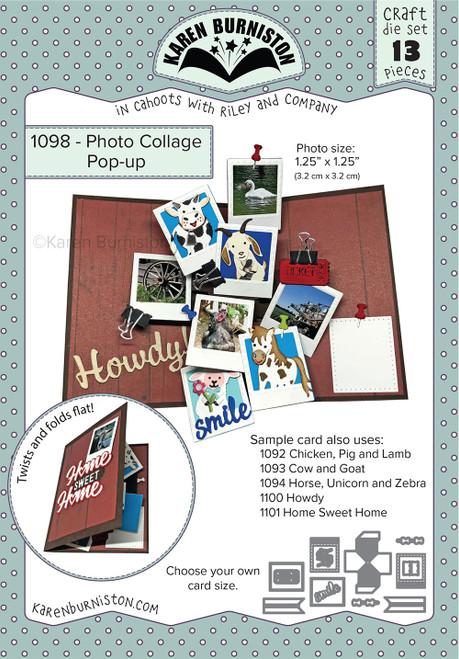 Photo Collage Pop-up