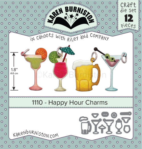 Happy Hour Charms