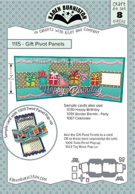 Gift Pivot Panels