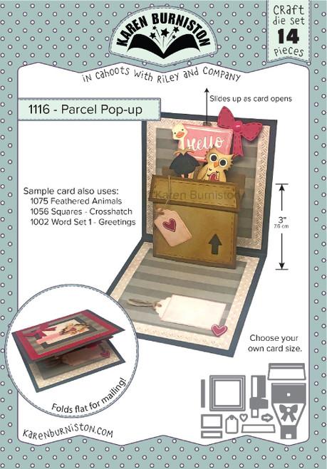 Parcel Pop-Up