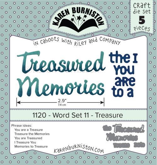 Word Set 11-Treasure