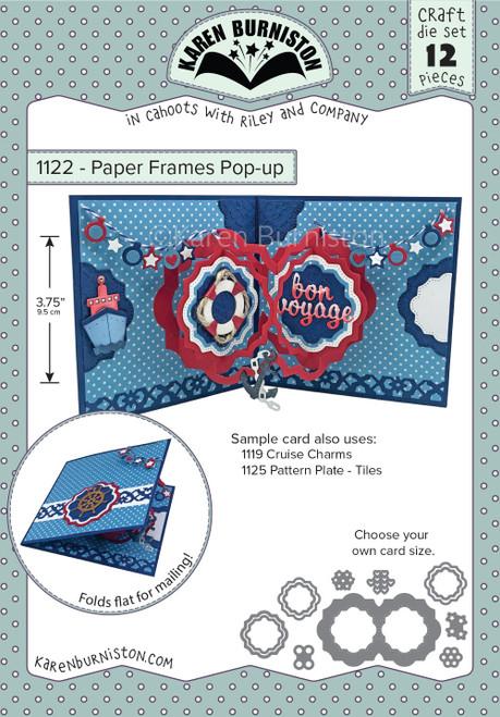 Paper Frames Pop-up