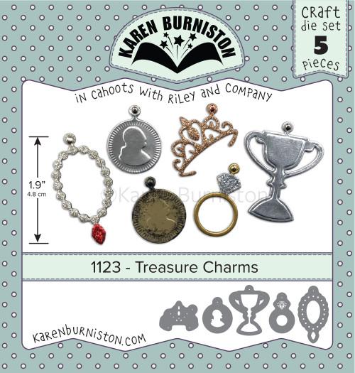 Treasure Charms