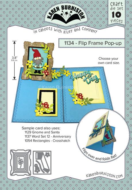 Flip Frame Pop-Up