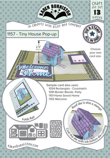 Tiny House Pop-Up