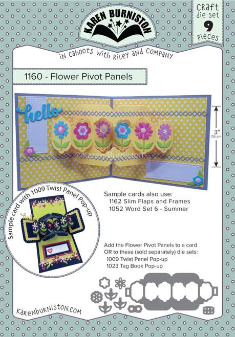 Flower Pivot Panels
