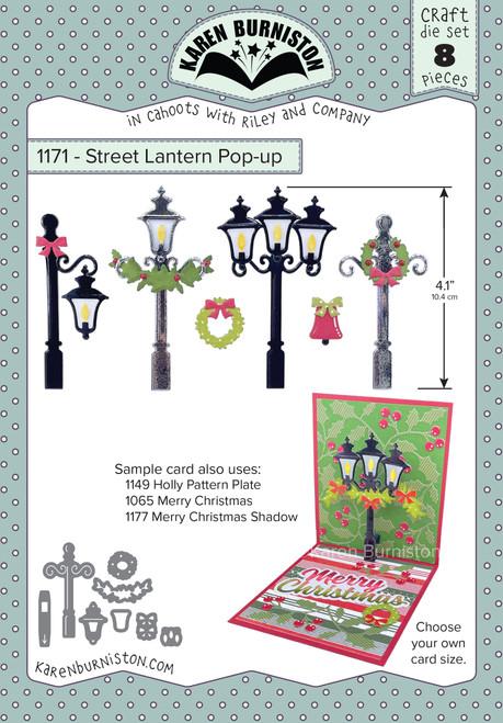 Street Lantern Pop-Up