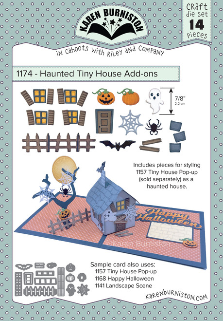 Haunted Tiny House Add - Ons