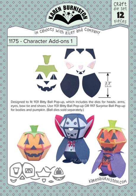 Character Add - Ons 1 - Halloween