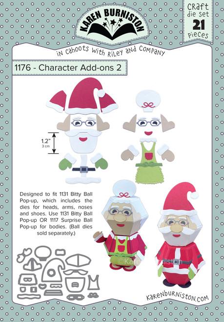 Character Add - Ons 2 - Christmas