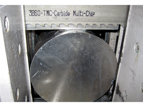 MK Morse Carbide Tip Band Saw Blade For Nickel Alloys and Stainless Steel, In Stock, 2 Day Ship!