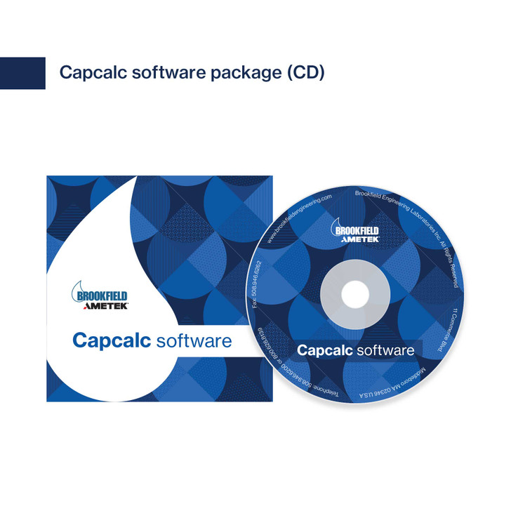 CD image of the Caplac software