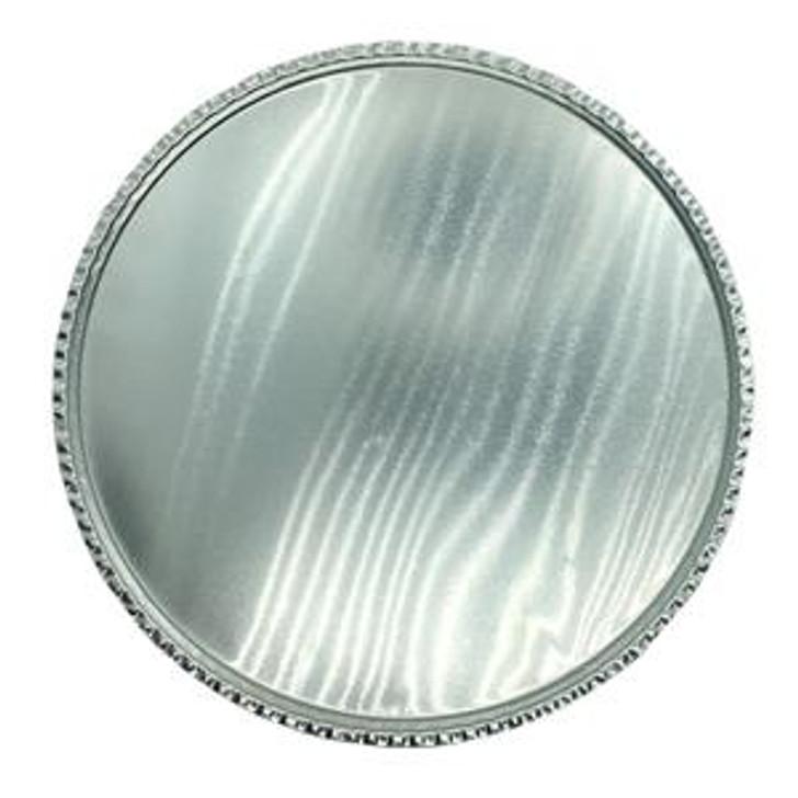 Flat Pan  - Aluminum Sample Pan for most liquid applications