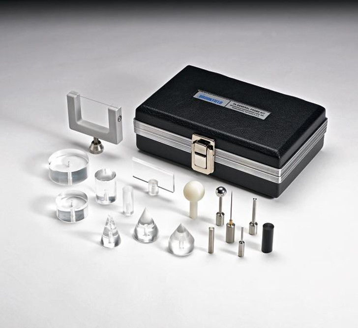 General Probe Kit with Carrying Case Variety of probes