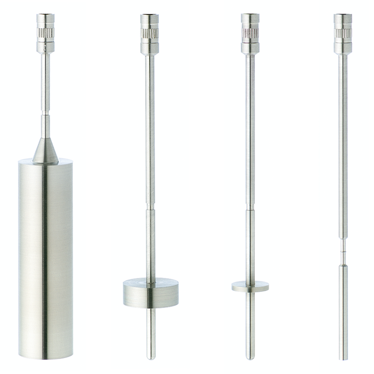 Standard LV spindles to be used with your Brookfield Viscometer or Rheometer with an LV torque range.