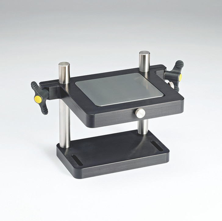 """Adjustable Base Table for use with fixtures requiring table heights between 1.5"""" and 5"""""""