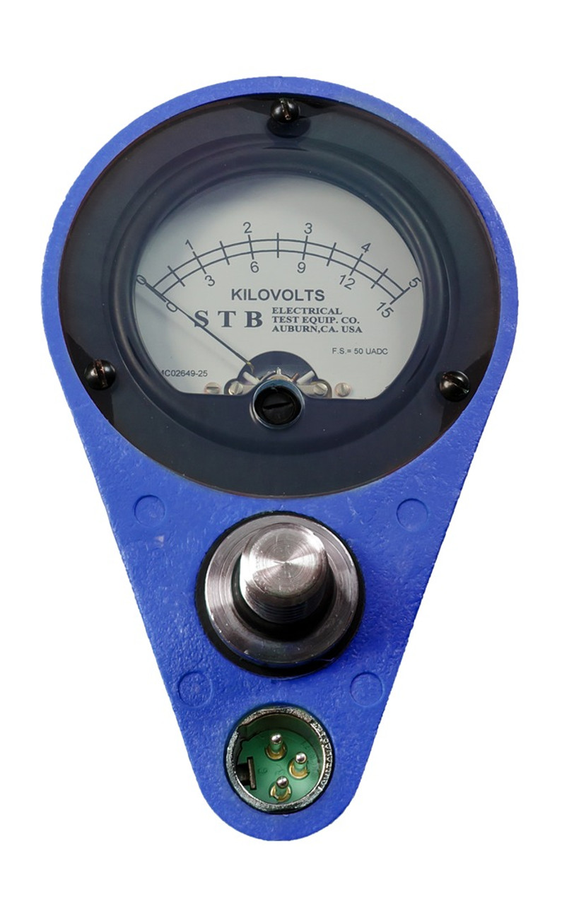 STB 0-120kV AC/DC Voltmeter 50103-G-12