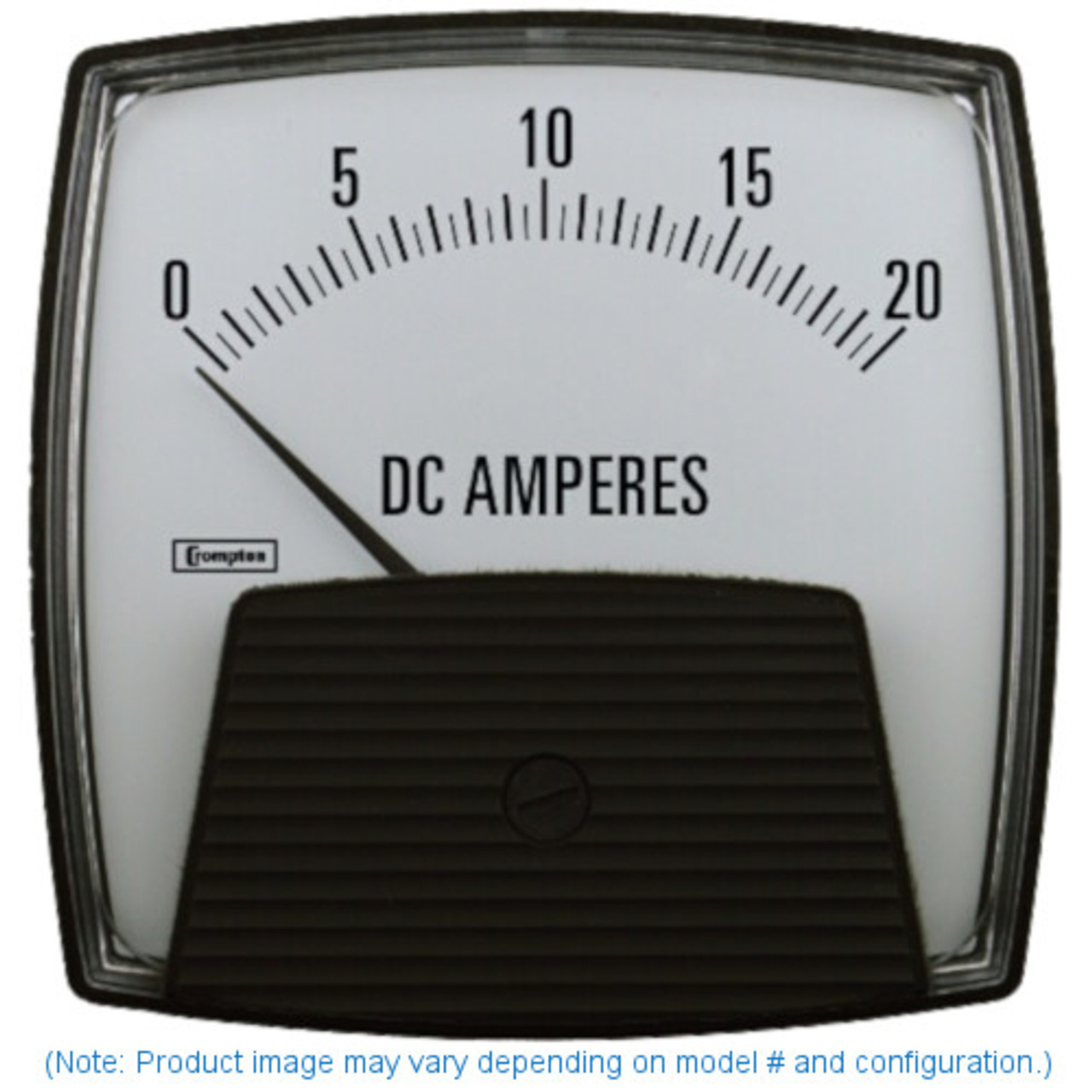 """Crompton 364-01AA-DRXX , Model 364-4 1/2"""" Challenger Series Moving Coil Panel Meter"""