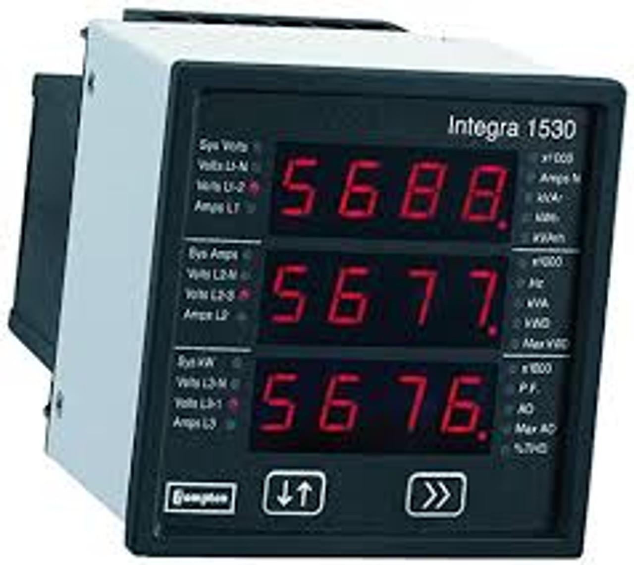 Ci3 Inetgra Multi-Function Meters - DIN   User Programable Multifunction DMS