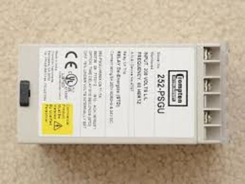 Crompton 252-PSGU-SEBX-C6-T1-IA Relay Input 480 Volts