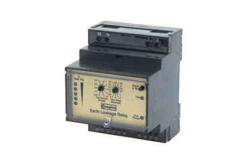 Crompton373 Earth Leakage Protection Relay Optional Adders For SPCO (Setpoint) and SPCO (Pre-Alarm), replace ST above with PA.PA