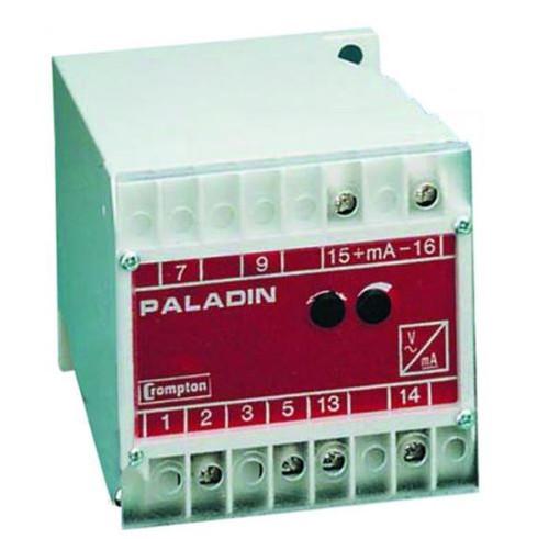 Crompton 256-TXNU-QQFA-C6-RL Paladin Transducer Input 120V 0.96A 60Hz