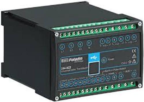 CROMPTON 254-XZZ-M-02 PALADIN ADVANTAGE AUX: 80-260V AC/DC (+/- 10%) 45-66HZ 6VA TWO OUTPUTS