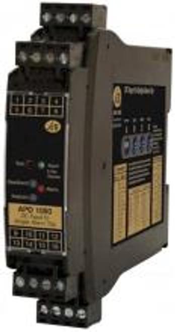 APD 1200 DRTD or thermistor input single alarm