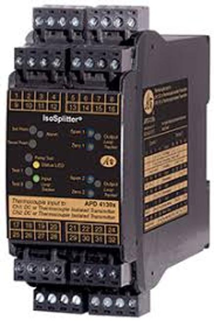 APD 1220 DRTD or thermistor input dual alarm