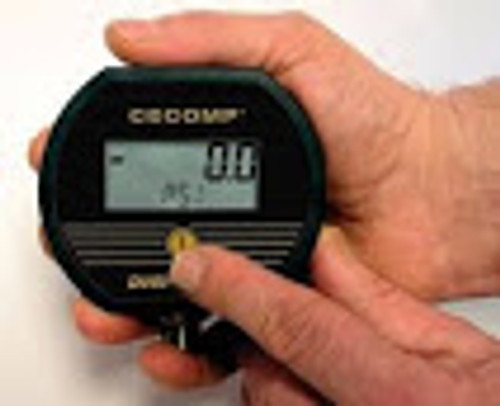 Cecomp Electronics F16DAR - Low Voltage Powered Digital Pressure Gauge