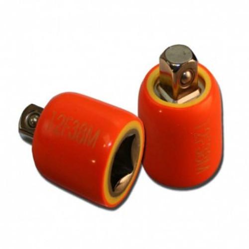 Cementex 1/2 Inch F X 3/8 Inch M SKT Adapter (12F38M)