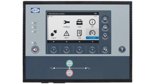 DEIF 2911500040 05 PPM 300 Variant 05 BUS TIE breaker controller
