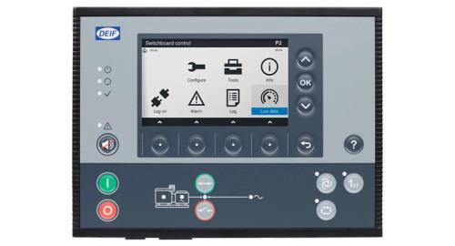 DEIF 2911500040 09 PPM 300 Variant 09 GENSET controller