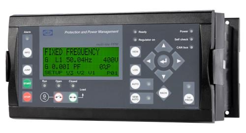 DEIF 2911500030 03 PPM-3 Marine Variant 03 PPM-3 SG Shaft Generator controller