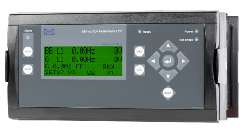DEIF 2912120220 03 GPU-3 Gas Variant 03 GPU-3 Gas without display + A1