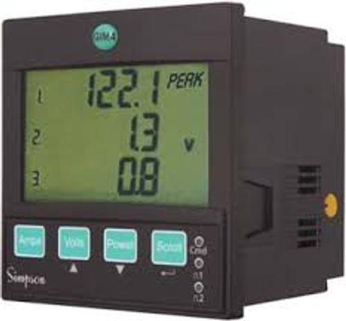 Simpson  G100-110VAC ,120/208 VOLT, 5 AMP