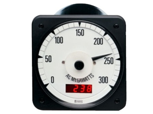 Crompton 262-DDW AC - Voltmeter