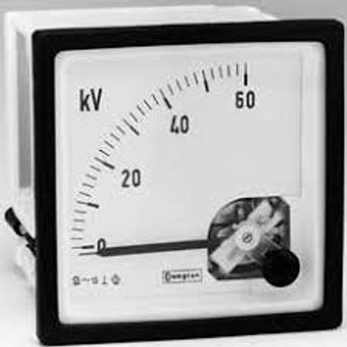 Crompton 012-01B Saxon 012 (2.5) AC - Ammeter