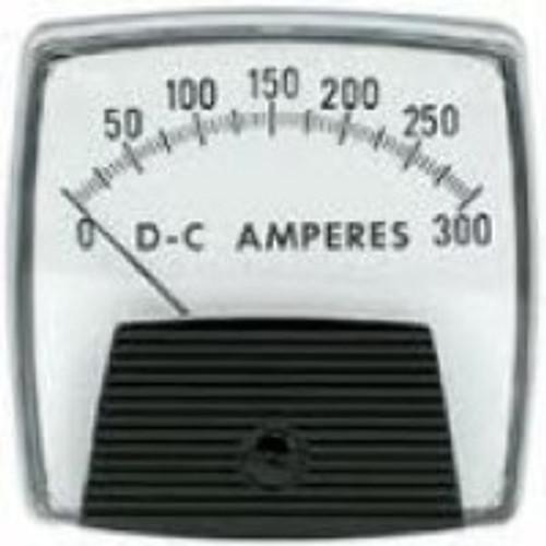 Crompton 013-01A SAXON SERIES DC AMMETERS