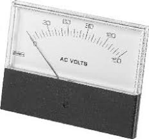Crompton Challenger 363-41S AC - Frequency Meter - Standard.