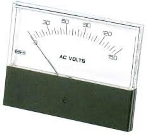 Crompton Challenger 364 (4.5) AC - Ammeter - Rectified