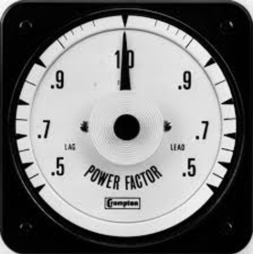 007 AC Power Factor Meter